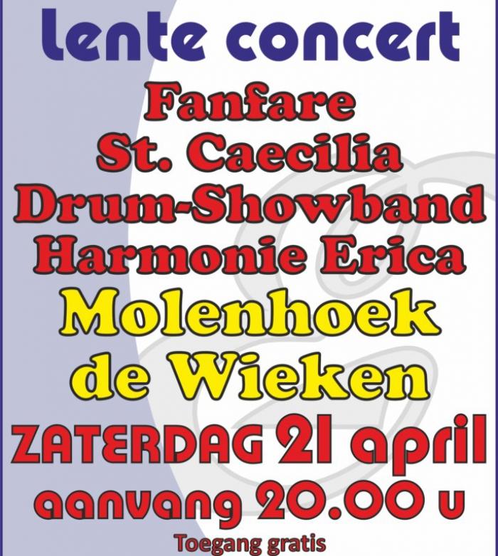 Lente concert in de Wieken