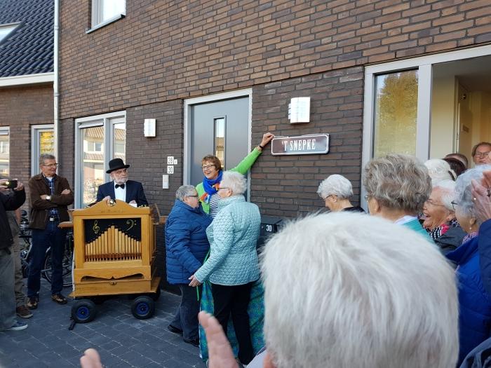 Lezing in Dörpskamer Middelaar en opening huiskamer Milsbeek
