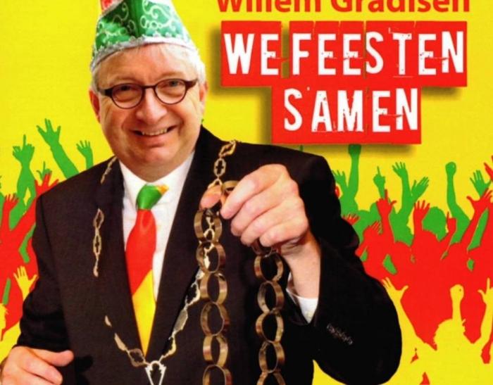 Burgemeester heeft eigen carnavalshit opgenomen