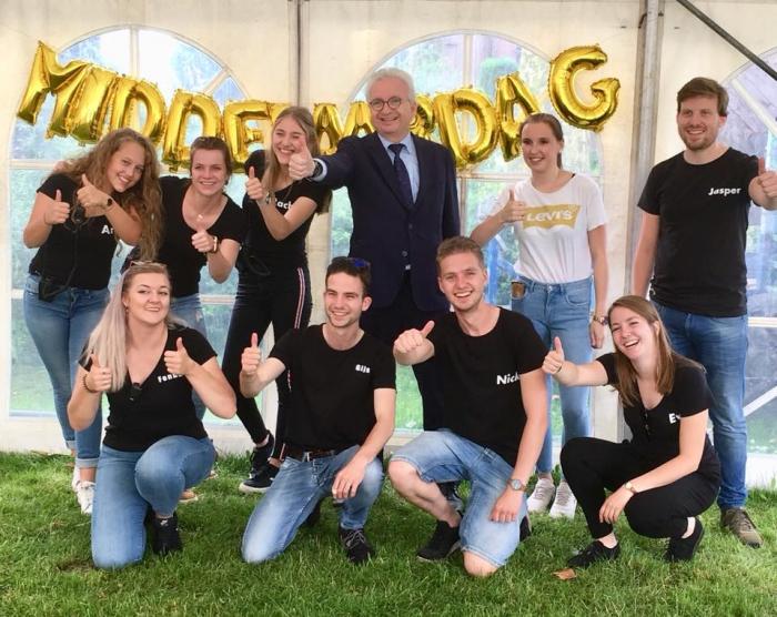 Middelaardag 2018, middelaarse jongeren aan zet!