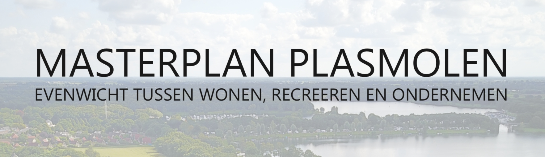 Masterplan Plasmolen