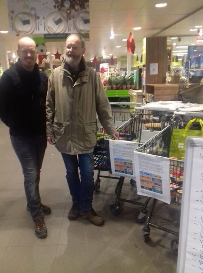 Mooi in Mook! Inwoners geven gul voor Voedelbank Groesbeek