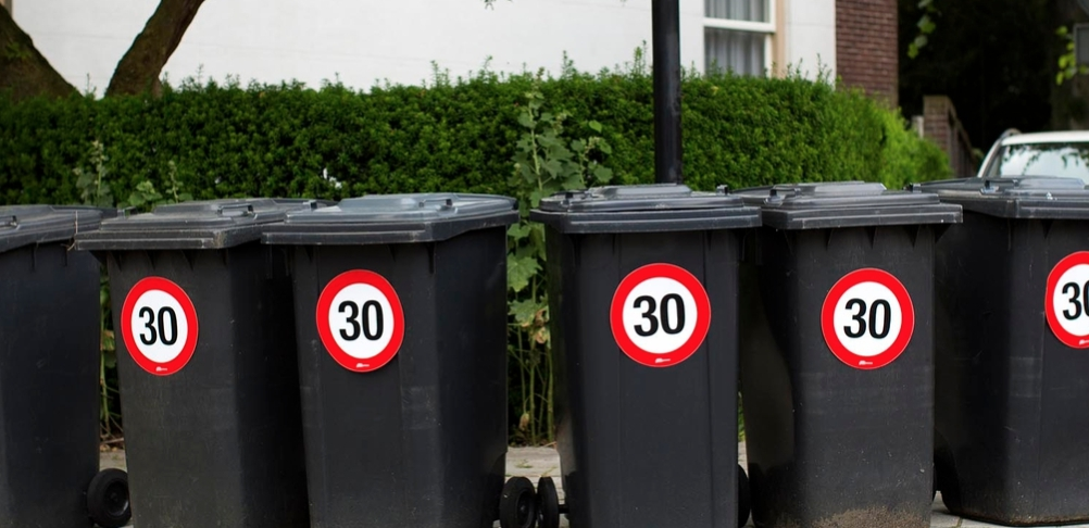verkeerssnelheid in uw straat