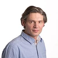 Aan 't werk in ons dorp: Joris Botman