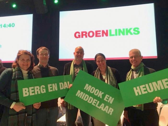 Mook en Middelaar, Heumen en Berg en Dal organiseren fietstocht